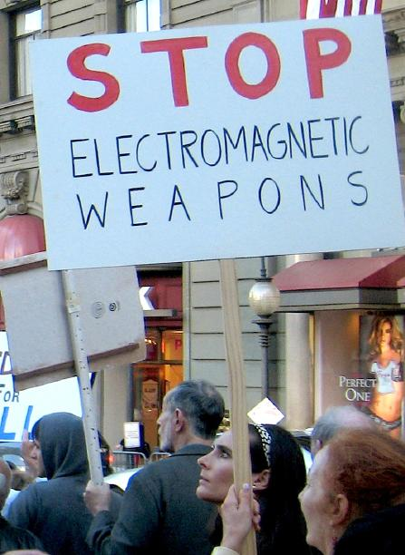 How can you tell if you're a victim of electronic harassment