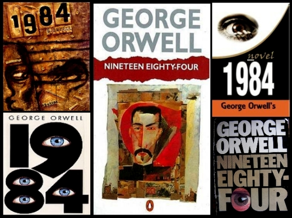 george orwell's 1984 a totalitarian and