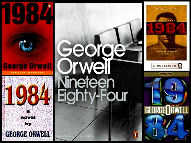 a summary of the novel 1984 by george orwell