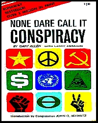 Image result for none dare call it conspiracy