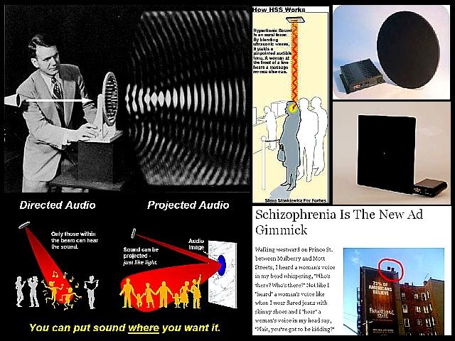 Manipulação total: Rádio-frequência para o Controle Mental! Estudos, projetos e patentes