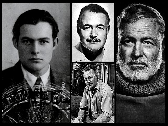 a biography and life work of ernest hemingway an american author and journalist Ernest hemingway, in full ernest miller hemingway he tried to lead his life and do his work as before american humorist, journalist.